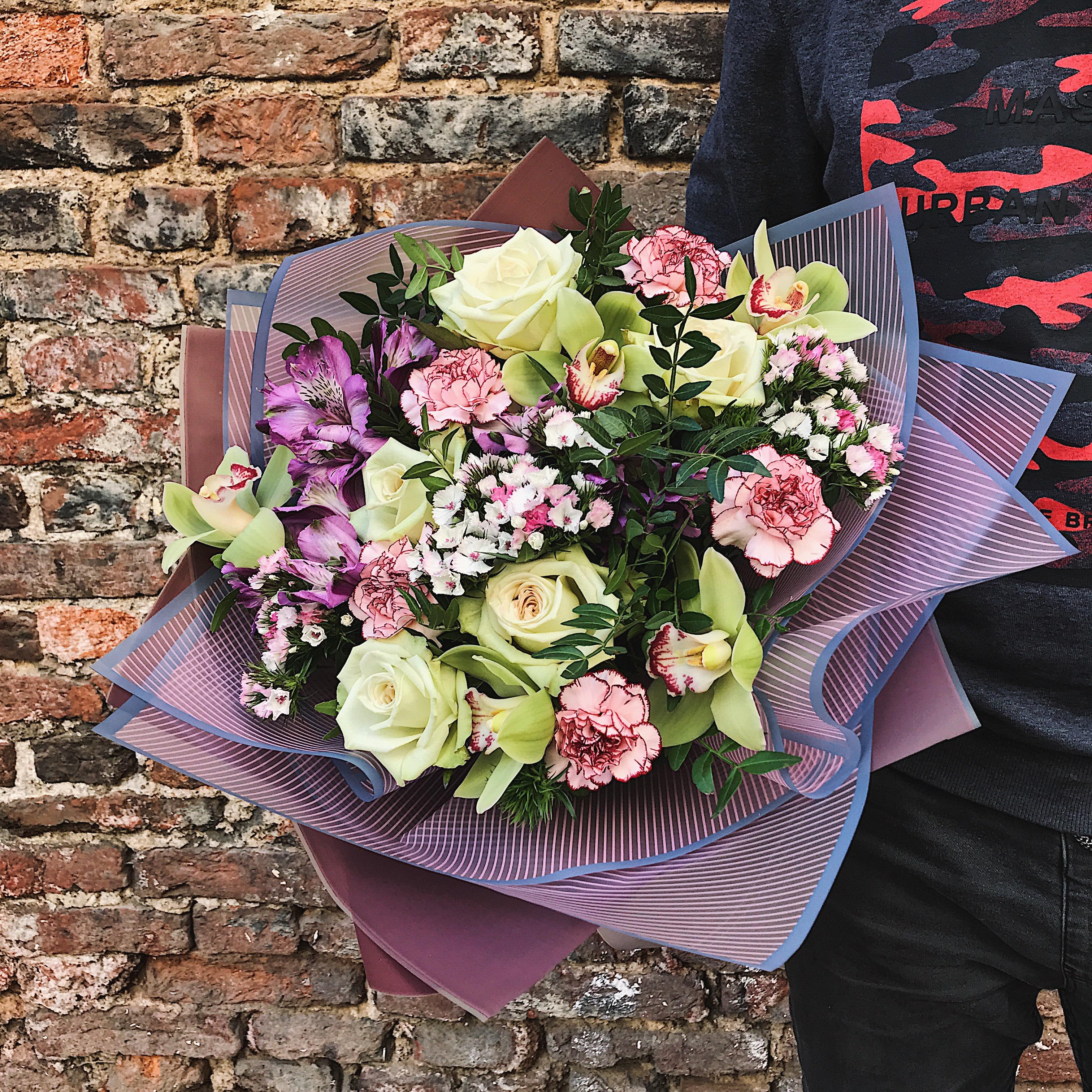 Доставка цветов ст. китс, доставка
